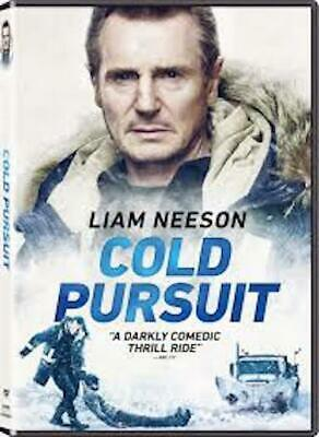 COLD PURSUIT DVD 2019 New - Sealed Free Shipping Included