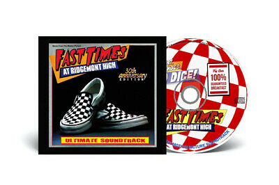 Fast Times at Ridgemont High 30th Anniversary Extended Soundtrack CD 2012