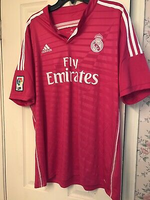 Real Madrid Away 2014 Jersey