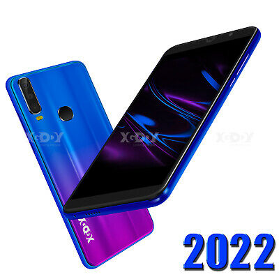 Android 8-1 Unlocked Cheap Cell Phone Quad Core Dual SIM V20 T-Mobile Smartphone