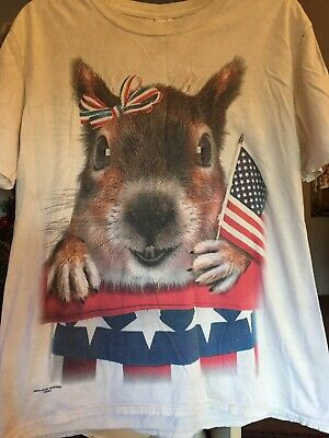 David Penfound T-shirt Fourth Of July Hamster Large Patriotic