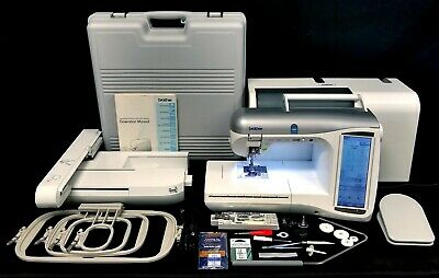 Brother Duetta 4500D Innov-is Computerized Sewing - Embroidery Machine