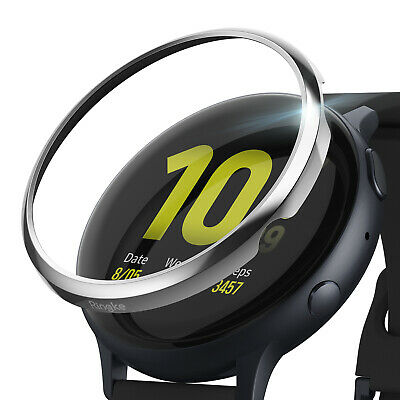 For Galaxy Watch Active  Active 2 4044mm Ringke Bezel Styling Frame Case Cover