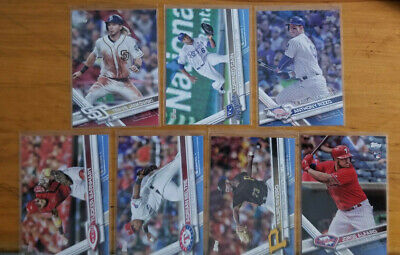 2017 Topps FathersMothers Day Blue50 Pink50 Fill your set you pick choice