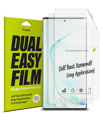 Galaxy Note 10 Note 10 Plus Screen Protector Ringke Dual Easy Full Cover Film