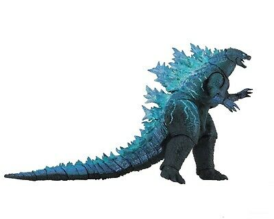 Godzilla - 12 Head-to-Tail Action Figure – Godzilla V2 2019 - NECA