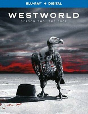 Westworld Season 2 The Door Blu-ray Digital Brand New Free Fast Shipping