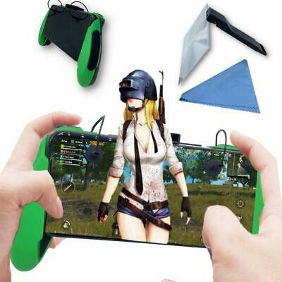 PUBG Fortnite Mobile Trigger Screen Magnifier Gamepad iPhone Android 4-7-6 Inch