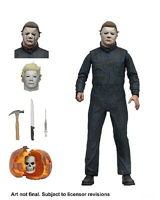 Halloween 2 1981 - 7 Scale Action Figure - Ultimate Michael Myers - NECA