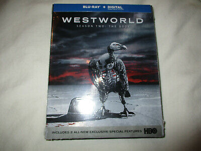 Westworld Season 2 The Door Blu-ray digital copy brand new unopened