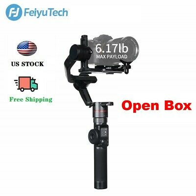 Feiyu AK2000 Gimbal 3-axis Handheld Camera Stabilizer for DSLR Mirrorless Camera