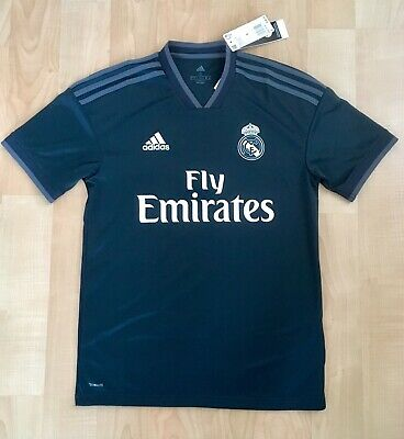 Adidas Real Madrid 201819 Away Soccer Jersey Mens Size S CG0584