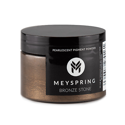 MEYSPRING Bronze Stone Mica Powder for Epoxy - Resin Color Pigment