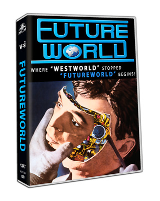Future World Sequel to Westworld- Digitally Enhanced for Best Picture