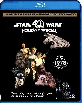 Star Wars Holiday Christmas Special 40th Anniversary Edition HQ BLURAY