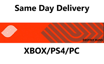 Destiny 2 Sunset Echoes Emblem PS4Xbox OnePC Fast DeliverySAMEDAY