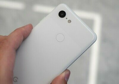 Google Pixel 3 - 64GB - Clearly White Verizon - Pixel Stand - 2 Cases