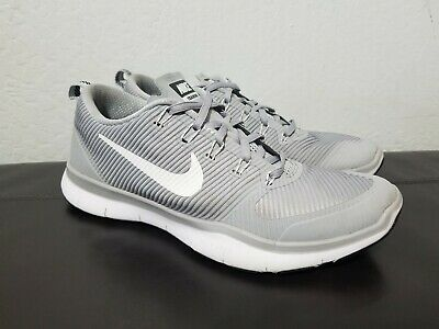 Nike mens shoes size 10 Athletic Gray  833257-001