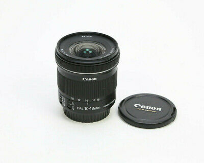Canon EF-S 10-18mm f4-5-5-6 IS STM Lens - Read Cosmetics Notes