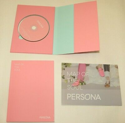 BTS PERSONA MAP OF THE SOUL CD BOX SET - Select Your Version