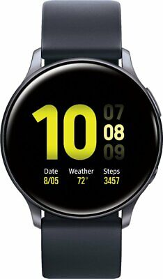 Samsung Galaxy Watch Active2 BT 40mm Aqua Black