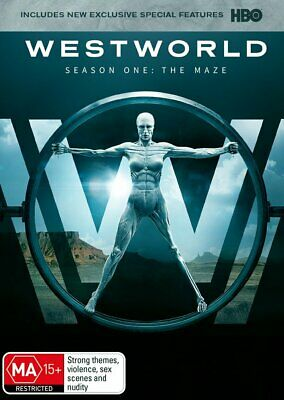 Westworld - Season One 1 - The Maze