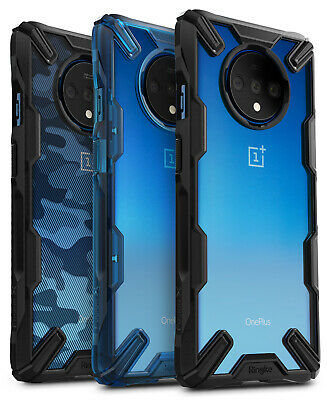 For OnePlus 7T  OnePlus 7T Pro Case Ringke FUSION-X Shockproof Bumper Cover