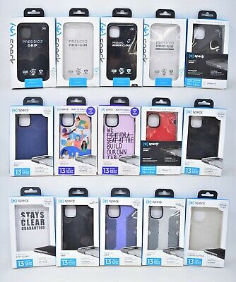 Speck Presidio GripSportProInkedClearArmor Case for iPhone 11 6-1 - NEW