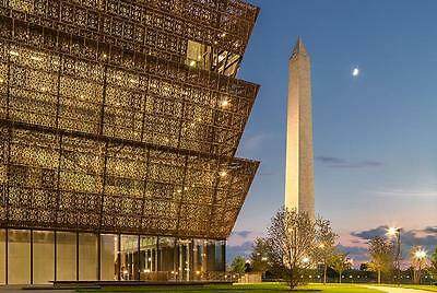 January NMAAHC National Museum of African American History - Culture Tickets