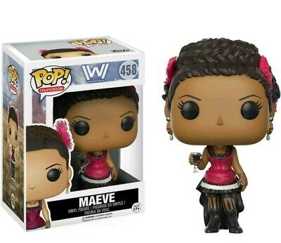 NEW Westworld 458 Maeve POP Vinyl Figure