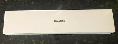 New Apple Watch Series 1 42mm Aluminum Case Smartwatch Black MP032LLA