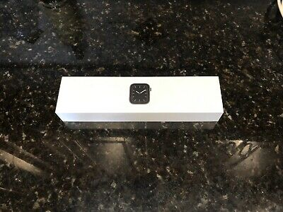Apple Watch Series 5 44MM Space Grey BOX ONLY