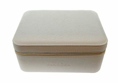 PANDORA Mothers Day Limited Edition Jewelry Case Travel Box Organizer Pouch Em