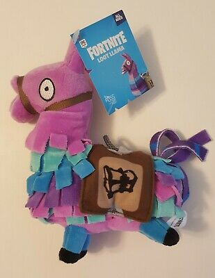 NEW Official Fortnite Loot Llama Plush 7