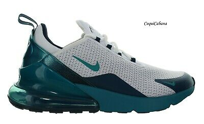 Nike Mens Air Max 270 SE White Spirit Teal Training Shoes Size 13 New