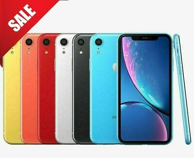 Apple iPhone XR 64GB Factory Unlocked  Cricket  T-Mobile - Others