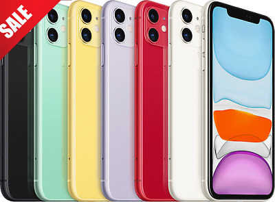 Apple iPhone 11 64GB T-mobile  Sprint  Factory Unlocked - Others - Warranty