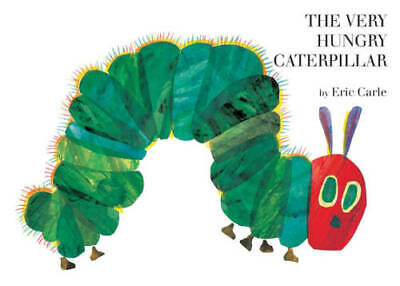The Very Hungry Caterpillar - Board book By Carle Eric - GOOD