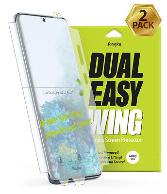 Galaxy S20  S20 Plus  S20 Ultra Screen Protector Ringke Dual Easy Wing Film