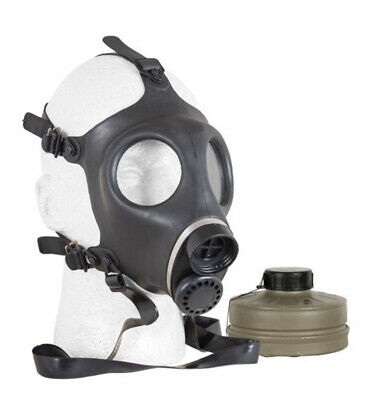 ISRAELI GAS MASK SIZE MEDIUM WITH FILTER NEW