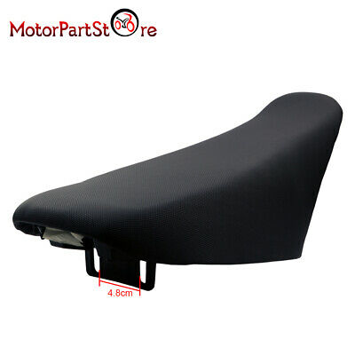 NEW BLACK TALL SEAT FOR HONDA CRF70 CRF 70