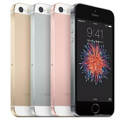 iPhone SE 16 32 64 128GB Apple Grey Pink Gold Silver Smartphone 1st Gen Unlocked