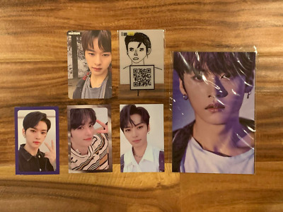 USA Stray Kids Lee Know Minho Official photocards Mixtape Who Levanter YW