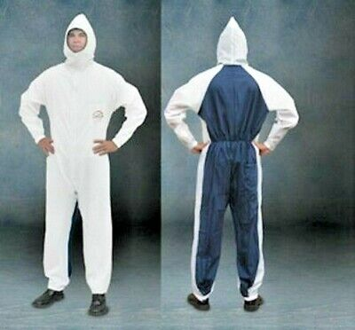 SAS Safety Paint Suit - Reuseable Moon Suit  M L XL XXXL