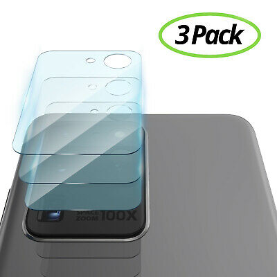 For Galaxy S20  S20 Plus  S20 Ultra Camera Lens Screen Protector Ringke Glass