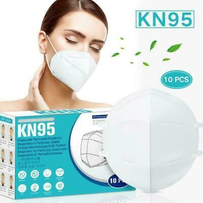 【510pcs】Particluate Respriator Full Protective Face Mask