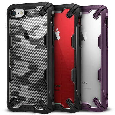 For iPhone SE 2020  iPhone 8 Case  Ringke Fusion-X PC TPU Cover