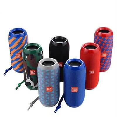 Bluetooth Speaker Wireless Waterproof Outdoor Stereo Bass USBTFFM Radio LOUD