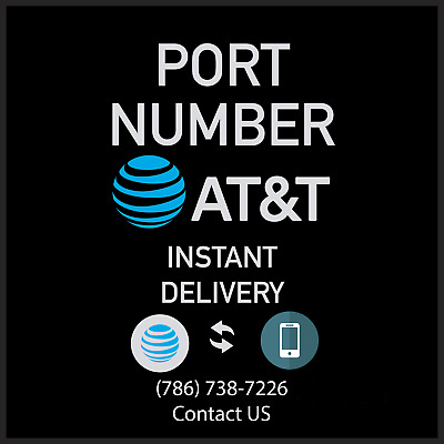 AT-T Digital Phone Numbers to Port  Any ZipArea Code FAST Vanity INSTANT 5min