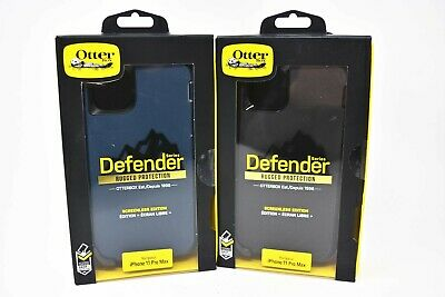 Otterbox Defender Series Case w Holster Clip for iPhone 11 Pro Max 6-5 - NEW